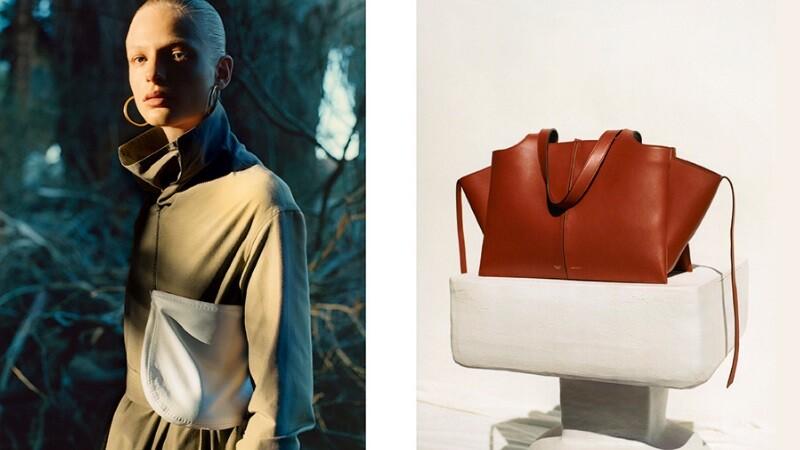 提大包也能優雅時髦 CELINE Tri-Fold夏日新色輕巧揹上肩