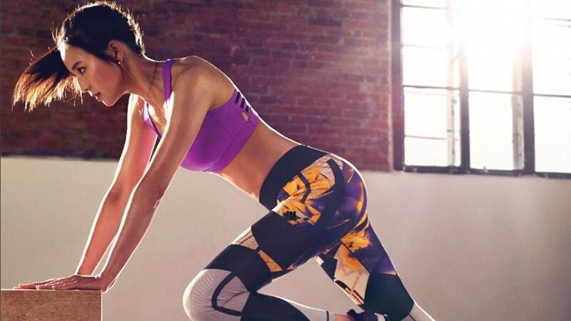 運動裝備穿搭法! adidas十款流汗也美的運動單品