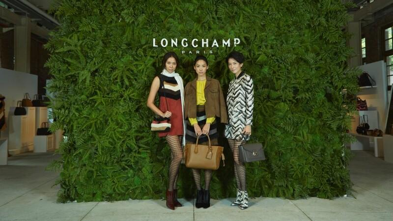 動物、植物、礦物…你是哪種個性的Longchamp女郎?