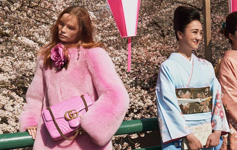 從日式茶屋玩到迷幻柏青哥!Gucci的迷走東京大冒險