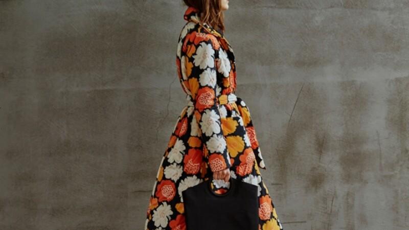 Marimekko現代主義印花 從女裝設計玩到家飾生活中