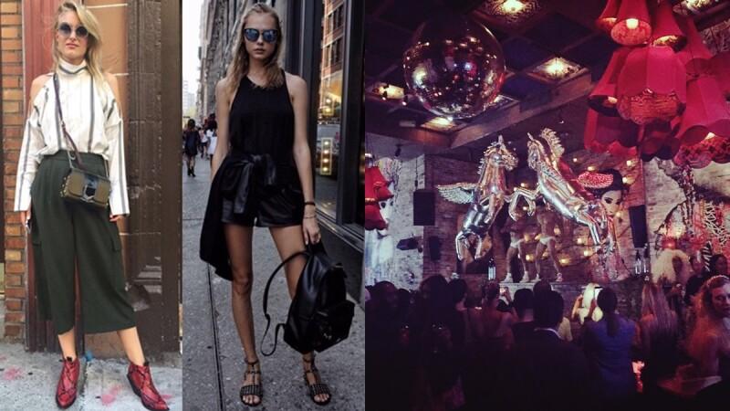【紐約時裝週】時裝週特派員—小花的那幾天時髦紐約日