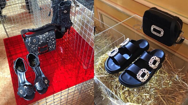 【巴黎時裝週】Roger Vivier推出拖鞋了!鞋控必收藏的2017春夏系列