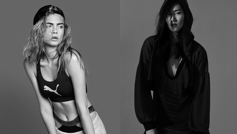 「我 就這樣」 PUMA全新女力宣言「Do You」正掀起全球超模風潮
