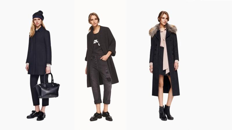 MAX&Co.以城市印象打造秋冬大衣