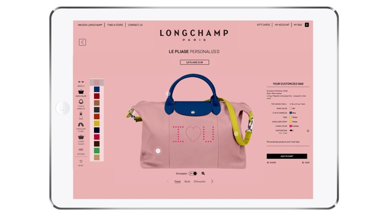太可愛!Emoji表情符號、銀箔燙印…都在Longchamp小羊皮訂製包