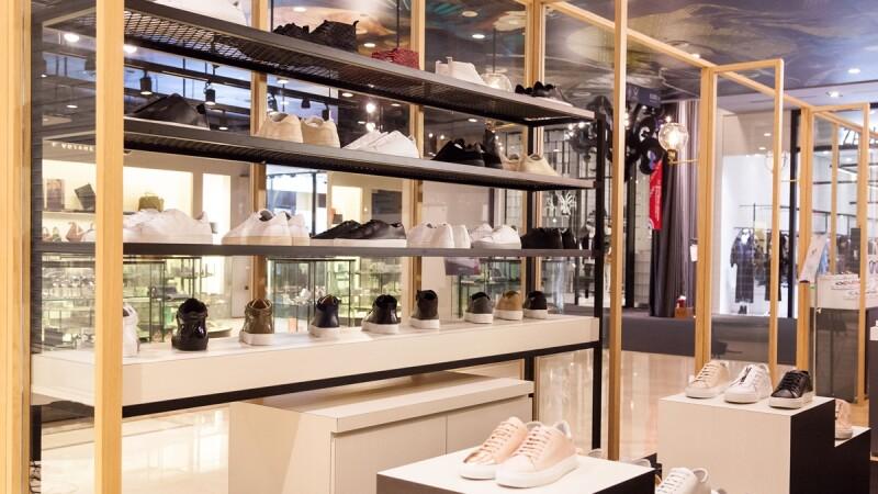 來自瑞典的極簡休閒鞋!AXEL軸ARIGATO進駐台北誠品信義開設快閃店