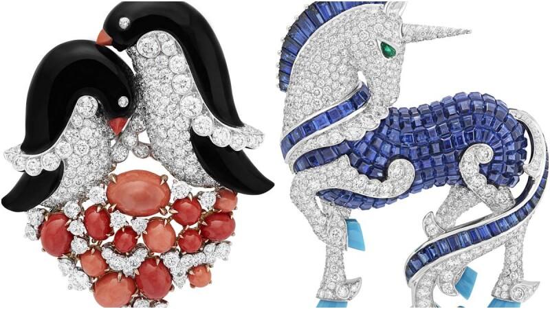 【編輯帶路】用珠寶來說故事!登上Van Cleef & Arpels的璀麗方舟