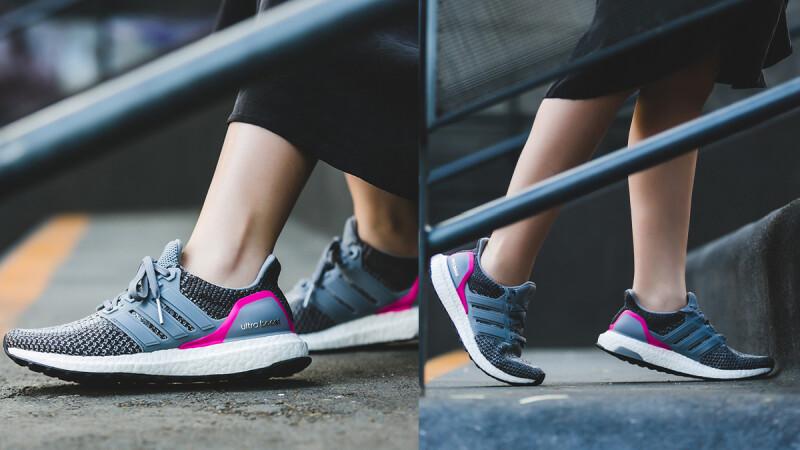 百搭時髦的Ultra家族,根本是本季球鞋控女孩最該搶的天菜新寵!