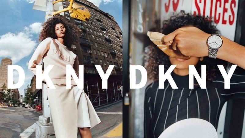 清新內斂的早春系列!24套DKNY率性慵懶風穿搭