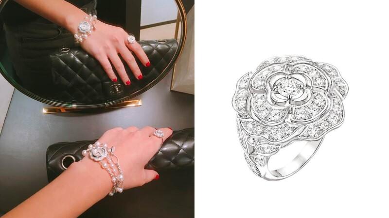 【試戴報告】Chanel《Bouton de Camélia》高級珠寶系列 單品五大亮點搶先看!