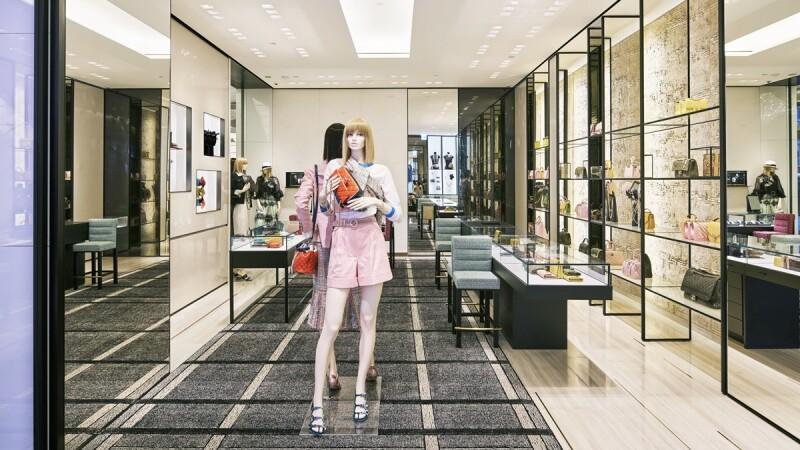 解秘香奈兒女士公寓的空間設計!隱身在SOGO新店鋪中的細節