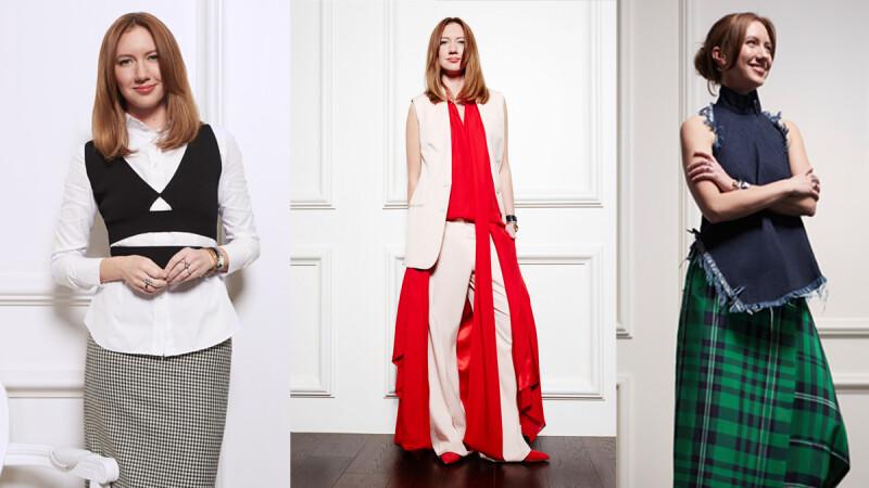 打破、重組,找到新風格!Net-A-Porter 零售時裝總監 Lisa Aiken 的風格秘訣。