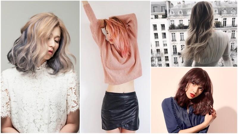 想染夢幻迷霧髮色前先知道!2017最新趨勢「結構式護髮」3大重點讓損壞的秀髮恢復柔順