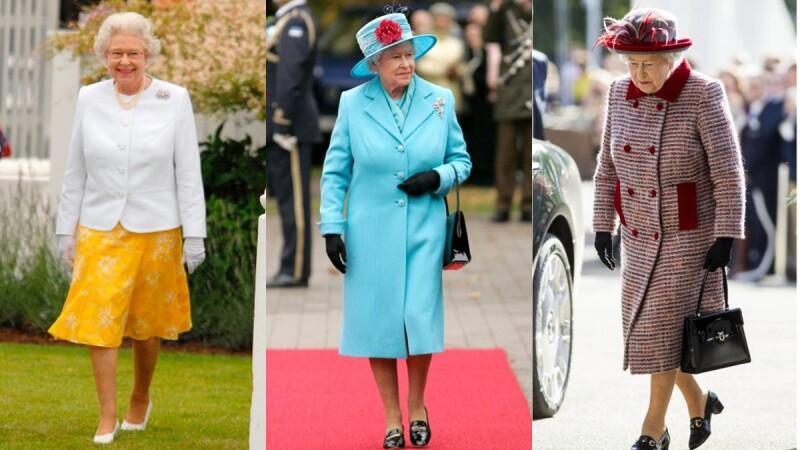令人驚豔的女王穿搭!回顧英國女王伊麗莎白二世的時尚歷史