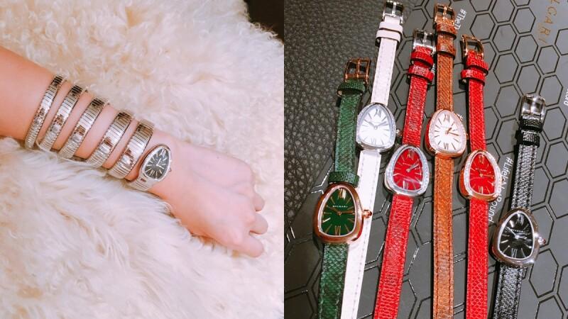 2017 BaselWorld 錶展初登場!環繞手腕間的寶格麗Bulgari Serpenti系列腕錶