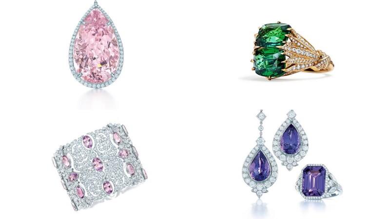 【珠寶小學堂】內行人才知道!Tiffany & Co.的四大有色寶石