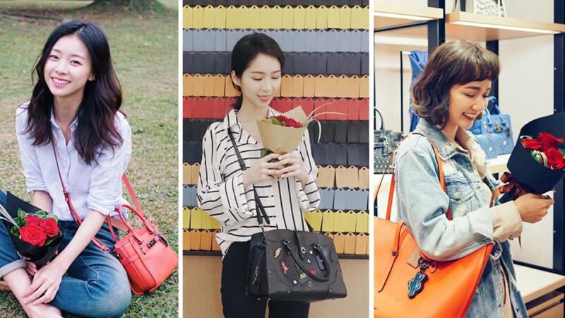 母親節禮物就選這個!跟著台灣時髦部落客斐莉、KiKi謝琦琦找到屬於媽咪風格的時髦包款!