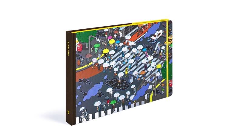 在書頁之間來場深度旅行!路易威登新增3大城市手繪遊記夏威夷、墨西哥、東京