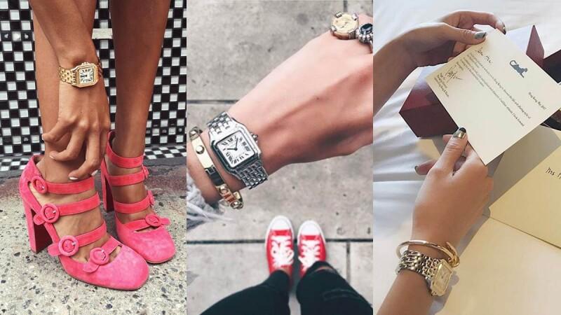 從1983年時髦到現在!卡地亞美洲豹「Panthere de Cartier」系列腕錶的9種個性面貌