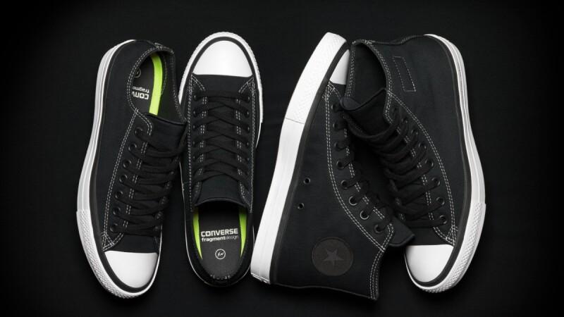 聯手日本潮流教父藤原浩!Converse打造Chuck Taylor All Star SE傳奇鞋款