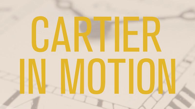 Cartier in Motion「卡地亞靈動創意」用六大主題細說卡地亞的靈思妙想