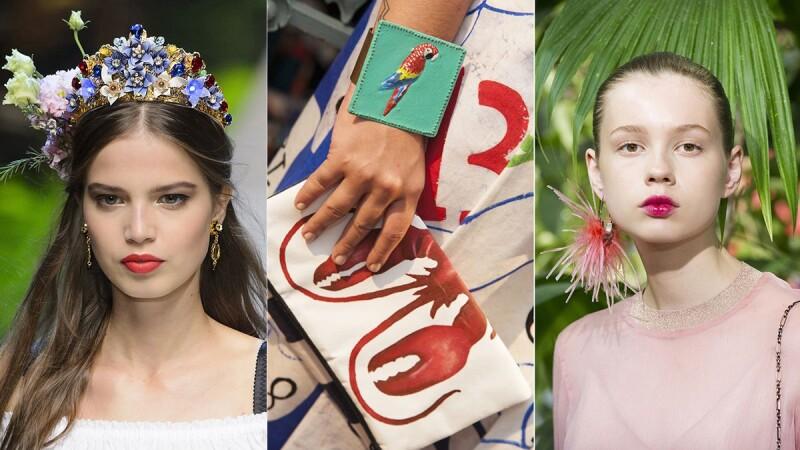 【編輯帶路】戴上由熱帶叢林幻化成華麗珠寶 踏上一段目眩神迷的奇幻旅程