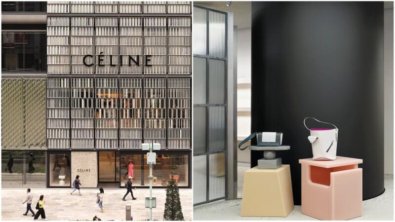 Celine 東京銀座大型店開幕,限定包款發售都在這裡!