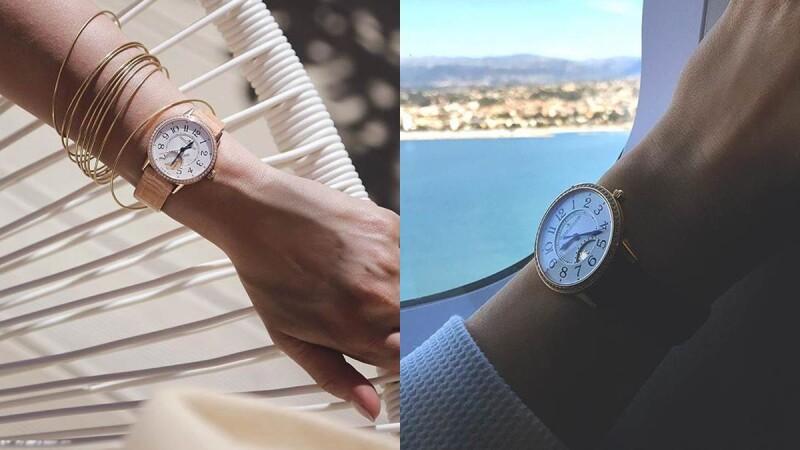 星空、月亮、太陽都收到腕錶上!跟著Jaeger-LeCoultre積家錶一起來場浪漫約會吧
