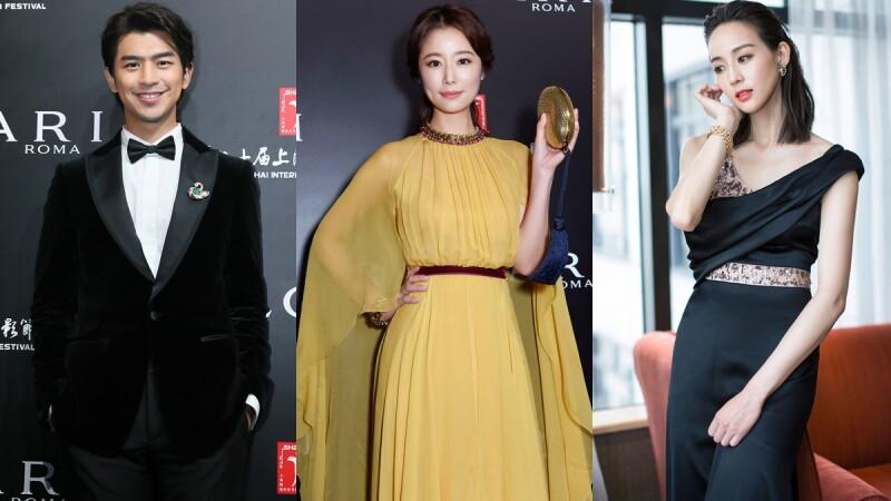 林心如、章子怡…眾星齊聚上海國際電影節!與寶格麗共同展開義大利電影週