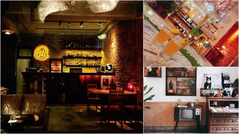 小酌一杯的住宿天堂!復古工業風的酒吧民宿「GOIN」每一個角落都充滿台南人情