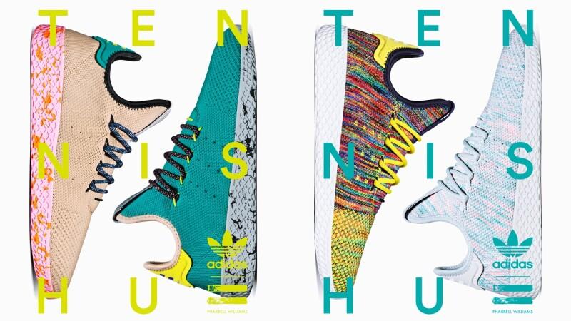 粉色系大理石紋鞋底太美!菲董聯名adidas Originals新鞋繽紛四色即將開賣
