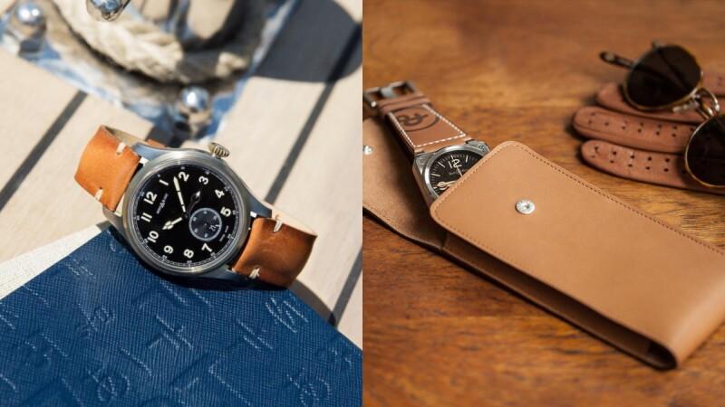 【編輯帶路】戴上飛行錶,讓瀟灑氣度在你的腕間上正式啟航!