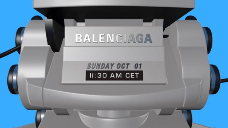 【Live】線上看!BALENCIAGA 2018春夏大秀,將在10/1下午5點半登場