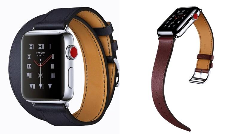 完全美翻!第三代Apple Watch與Hermès合作新錶盤、錶帶新色出爐