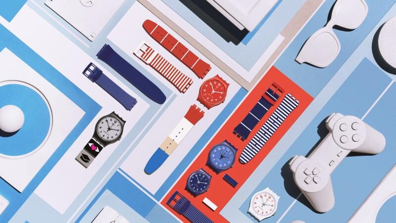 釋放你的設計魂來玩錶吧!Swatch打造客製化腕表自己也能做