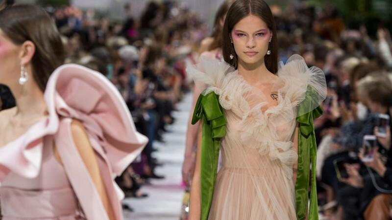 【巴黎時裝週】Valentino 華麗的入世之作