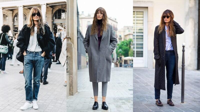 卡爾老佛爺的謬思 巴黎最時尚女子Caroline de Maigret的慵懶系帥氣穿搭