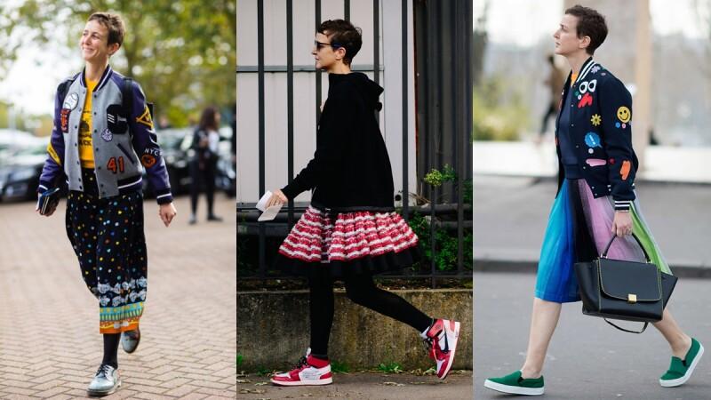 少女必看!巴黎最潮選貨店Colette主理人Sarah Andelman的日常穿搭示範