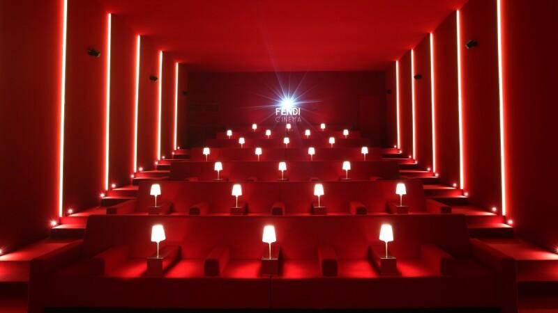 時尚與電影的風華流轉,Fendi 在羅馬總部舉辦的大展《Fendi Studios》 一次帶給你!