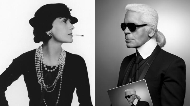 時裝傳奇Karl Lagerfeld:「時尚由兩種東西組成:持續性及相對性。這就是為何得不斷前進的原因。」