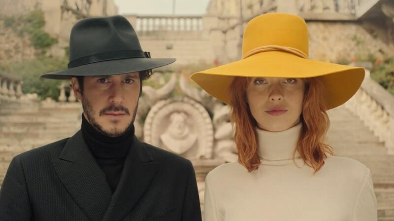 巴黎人的優雅氣質,就從一頂帽子開始!Hermès秋冬帽飾形象詮釋浪漫法式風情