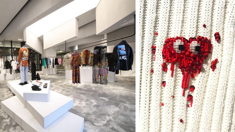 GD跟Lady Gaga都愛它!日本潮牌Christian Dada來台開設海外第2間旗艦店!