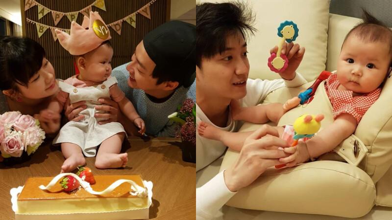 超閃夫妻再添第二胎,福原愛懷孕6個月,江宏傑:「想永遠陪伴妳、陪伴孩子們長大。」
