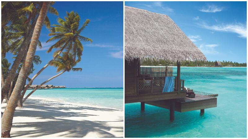 絕對要跟男朋友一起去!到馬爾地夫香格里拉飯店來躺獨一無二的海島假期