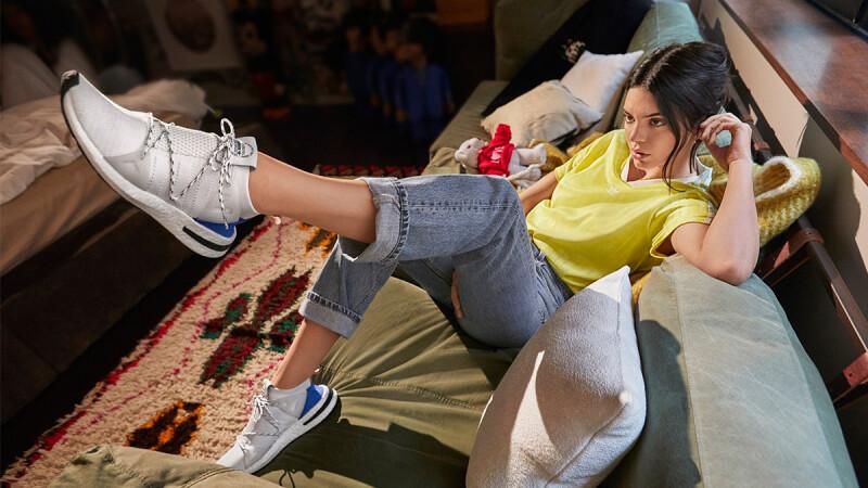 搶先看超模Kendall Jenner、范爺等一眾巨星帥氣演繹 adidas Originals 專為女性設計的ARKYN芭蕾舞鞋款!