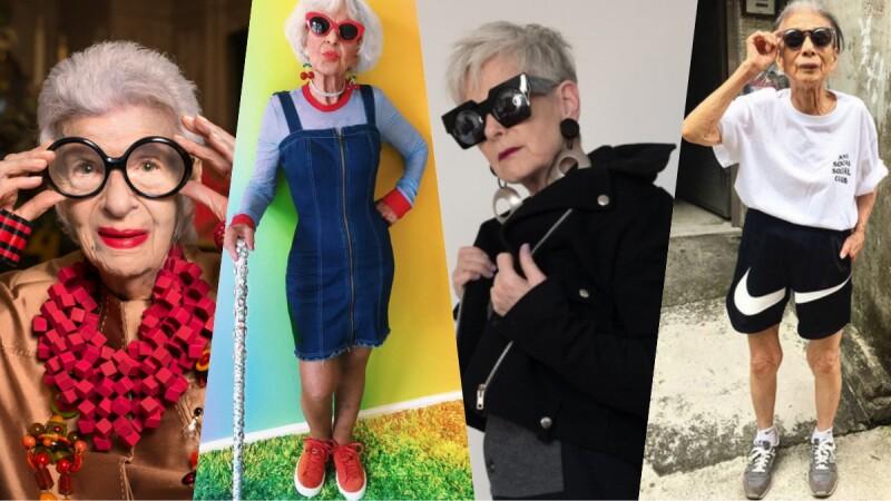 潮嬤駕到:只認識It Girl太初階!這4個加起來超過300歲的It Granny時尚態度絕對值得你學!