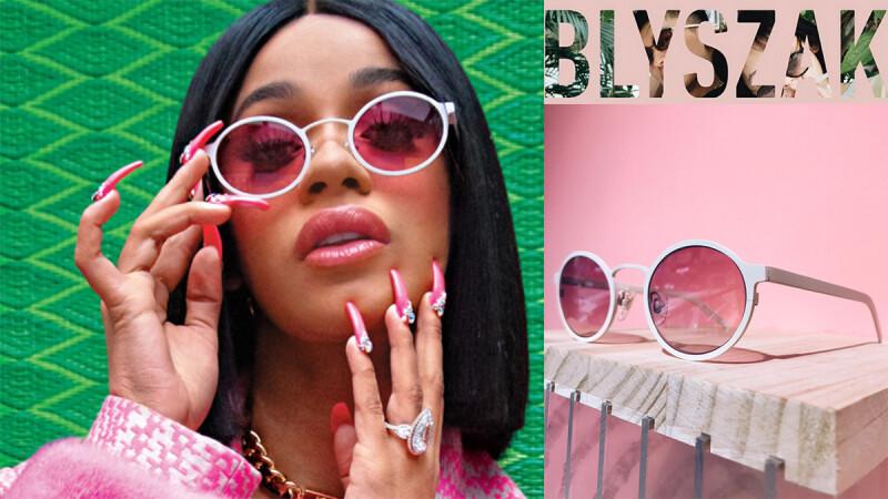 潮店駕到:蕾哈娜跟Cardi B都是它的鐵粉!英國手工太陽眼鏡BLYSZAK快閃店來台!