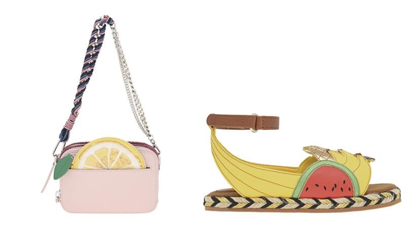 從鞋子到包包都想要!CHARLES & KEITH熱帶水果系列配件開箱