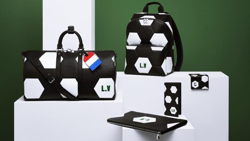 不管是不是足球迷都想收藏!Louis Vuitton為世界盃足球賽推出限定商品